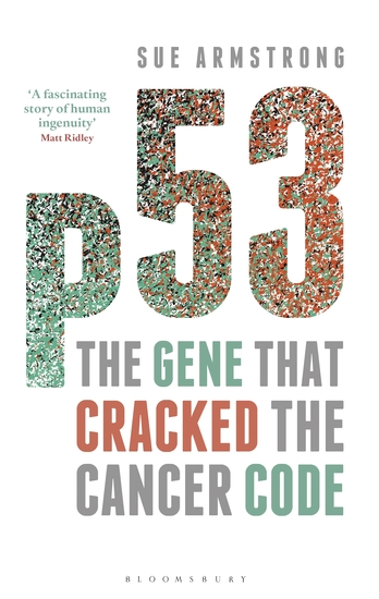 p53 - The Gene that Cracked the Cancer Code - cover