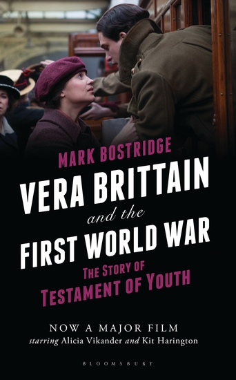 Vera Brittain and the First World War - The Story of Testament of Youth - cover