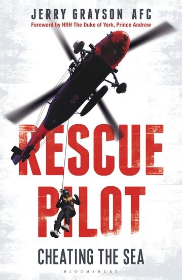 Rescue Pilot - Cheating the Sea - cover