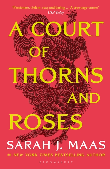 A Court of Thorns and Roses - cover