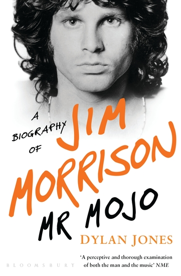 Mr Mojo - A Biography of Jim Morrison - cover