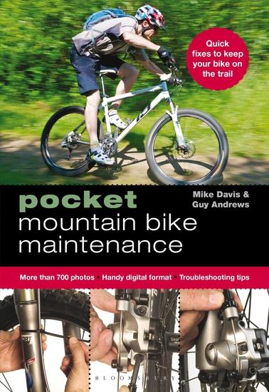 Pocket Mountain Bike Maintenance - cover