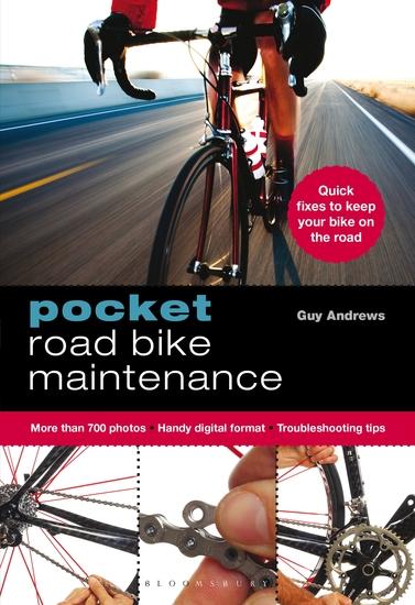 Pocket Road Bike Maintenance - cover