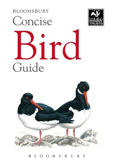 Concise Bird Guide - cover