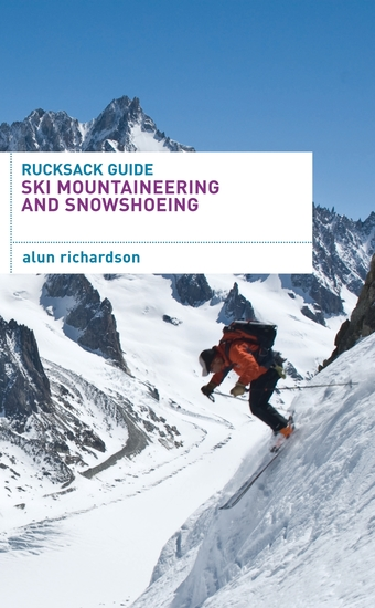 Rucksack Guide - Ski Mountaineering and Snowshoeing - cover