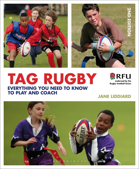 Tag Rugby - Everything You Need to Know to Play and Coach - cover
