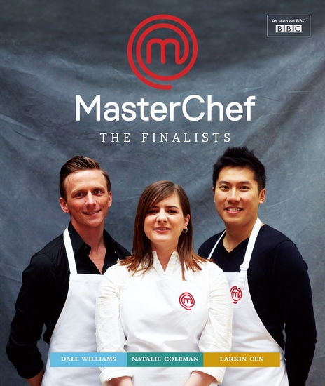 MasterChef: the Finalists - cover