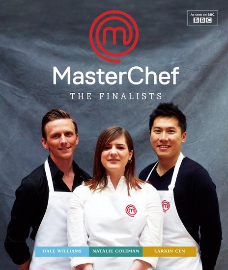 MasterChef: the Finalists - cover