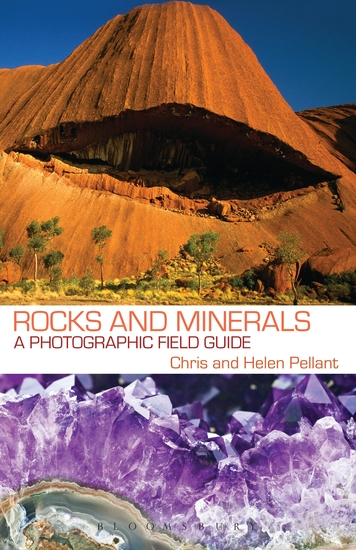 Rocks and Minerals - cover