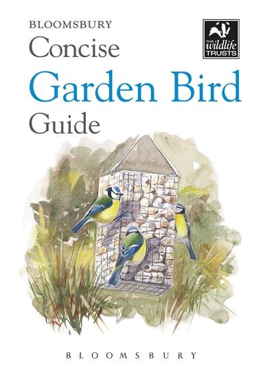 Concise Garden Bird Guide - cover