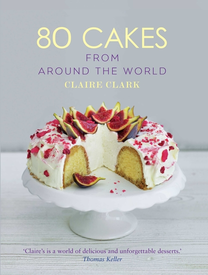 80 Cakes From Around the World - cover