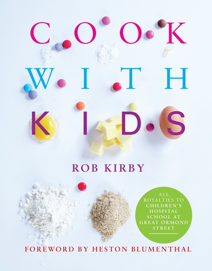 Cook with Kids - cover