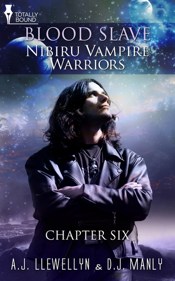 Nibiru Vampire Warriors - Chapter Six - cover