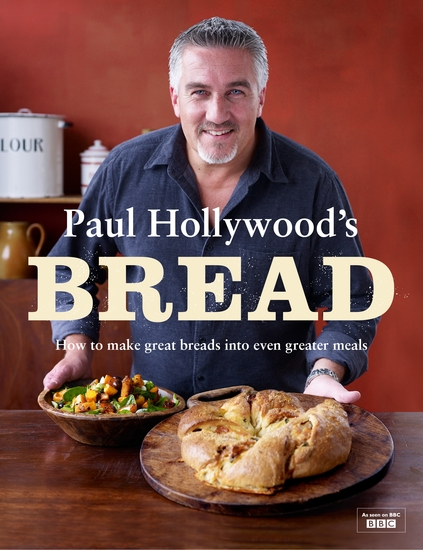 Paul Hollywood's Bread - cover
