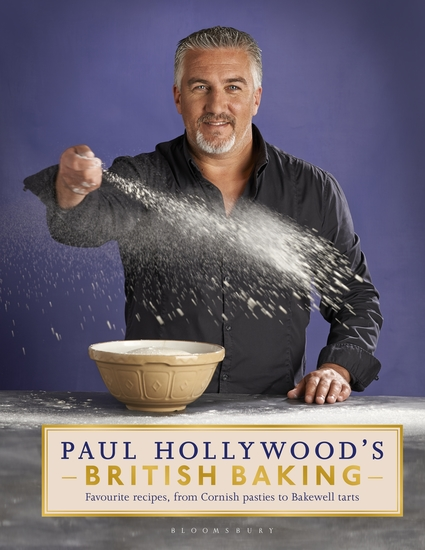 Paul Hollywood's British Baking - cover