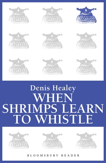 When Shrimps Learn to Whistle - cover