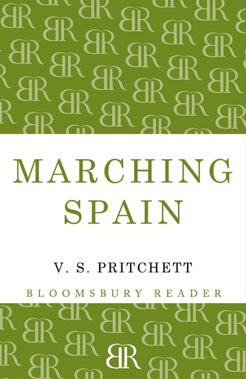 Marching Spain - cover