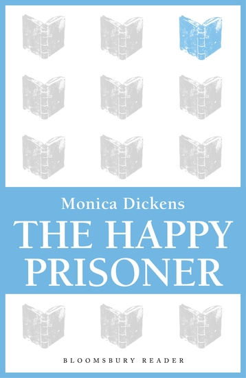 The Happy Prisoner - cover