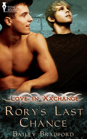 Rory's Last Chance - cover