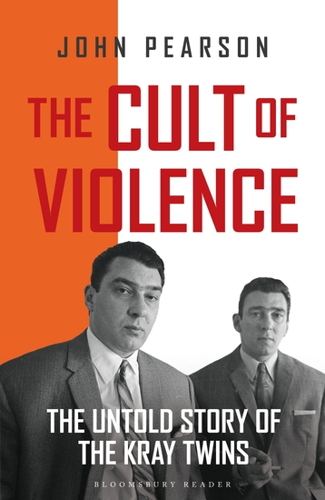 The Cult of Violence - cover