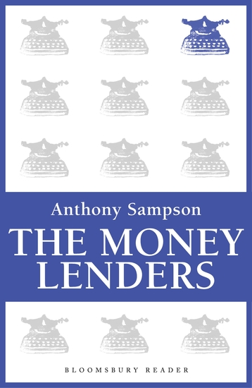 The Money Lenders - cover