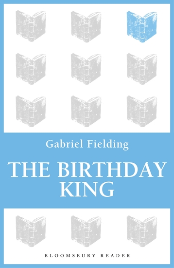 The Birthday King - cover