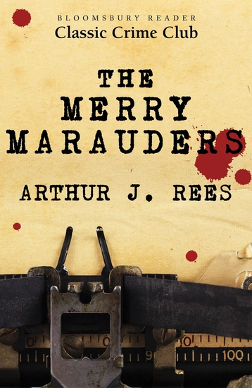 The Merry Marauders - cover