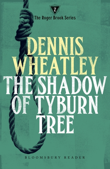 The Shadow of Tyburn Tree - cover