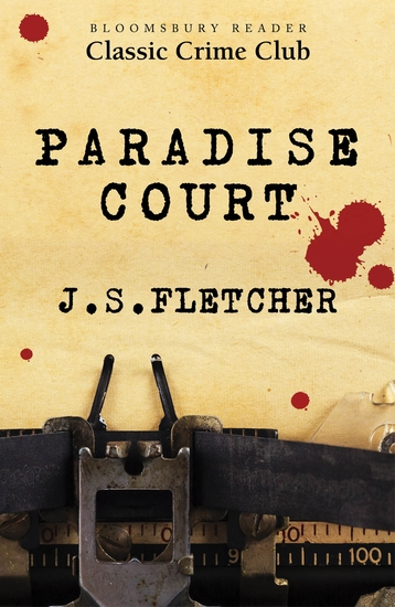 Paradise Court - cover