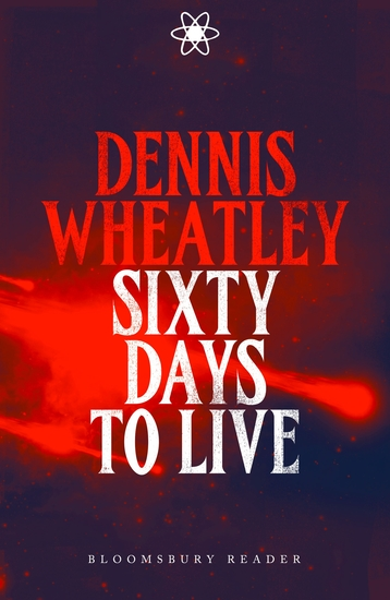 Sixty Days to Live - cover