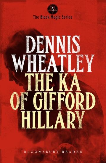The Ka of Gifford Hillary - cover