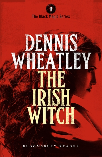 The Irish Witch - cover