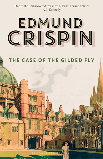 The Case of the Gilded Fly - cover