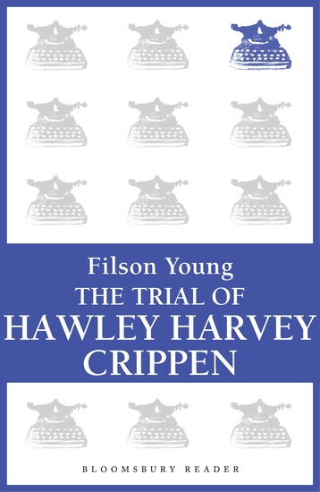 Trial of HH Crippen - cover