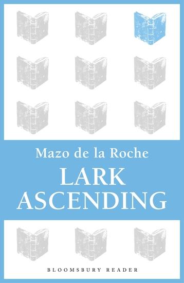 Lark Ascending - cover
