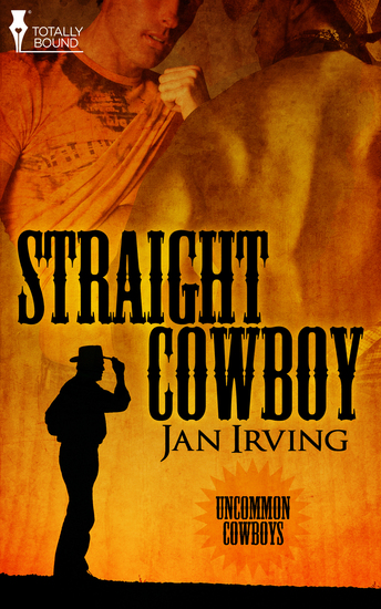 Straight Cowboy - cover