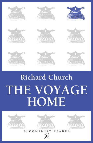 The Voyage Home - cover
