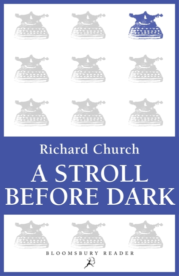 A Stroll Before Dark - Essays - cover