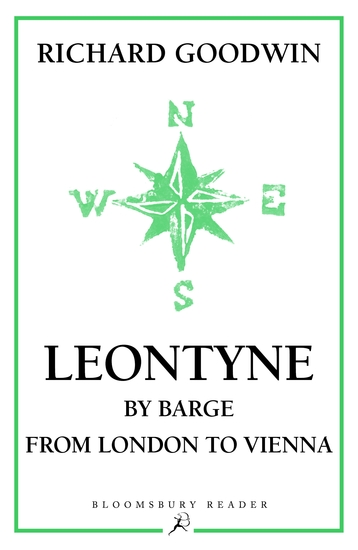 Leontyne - By Barge from London to Vienna - cover