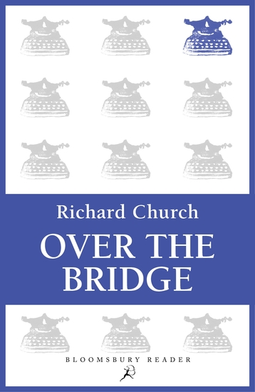 Over the Bridge - An Essay in Autobiography - cover
