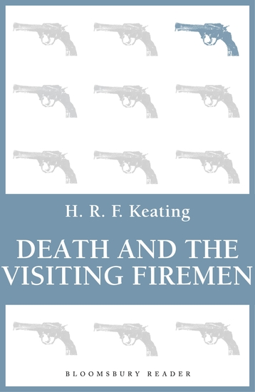 Death and the Visiting Firemen - cover