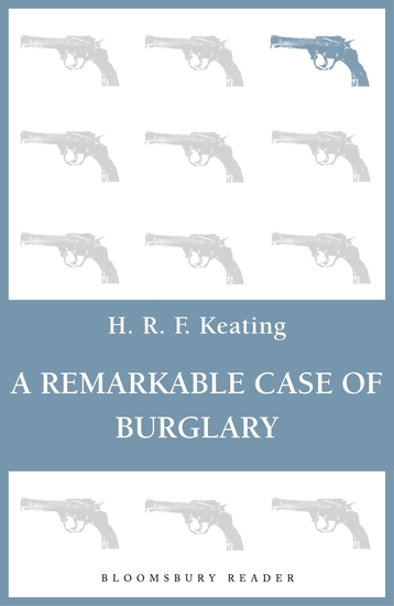 A Remarkable Case of Burglary - cover