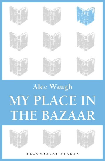 My Place in the Bazaar - cover