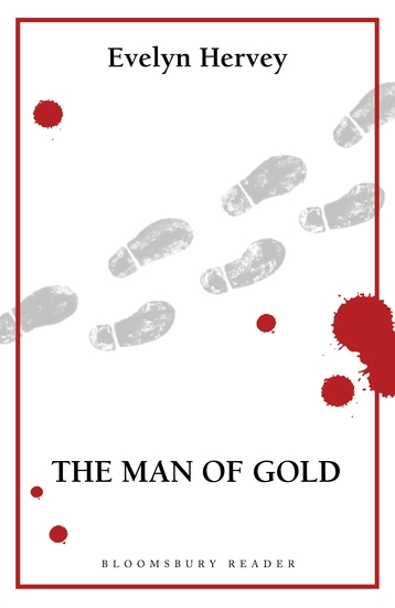 The Man of Gold - cover