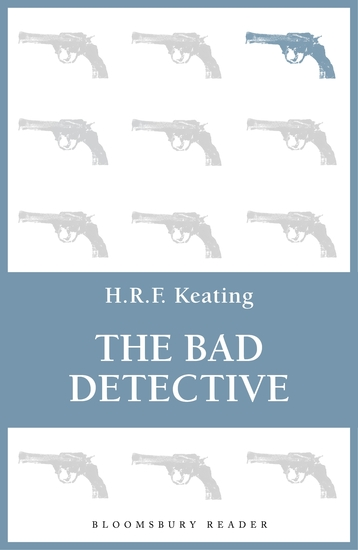 The Bad Detective - cover