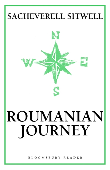 Roumanian Journey - cover