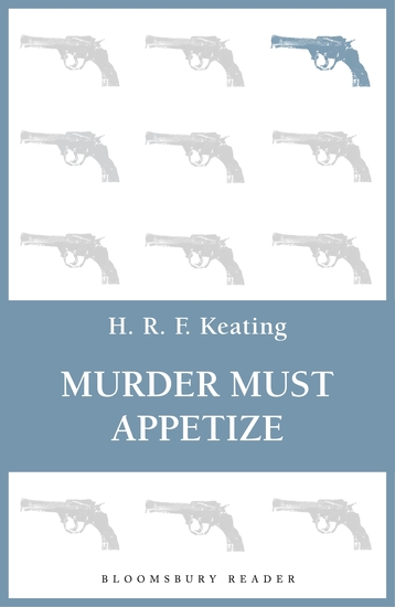 Murder Must Appetize - cover