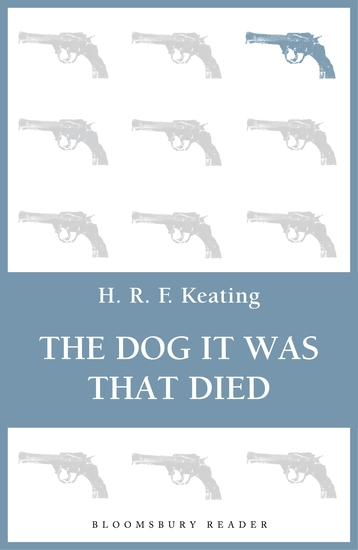 The Dog It Was That Died - cover