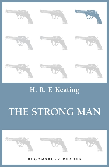 The Strong Man - cover