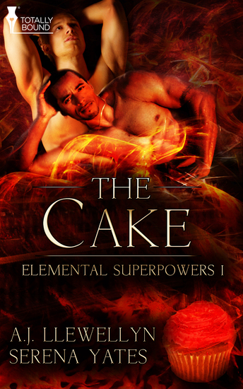 The Cake - cover